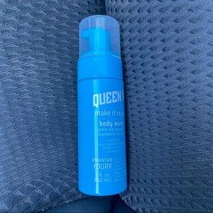Brand new Queen V Body Wash